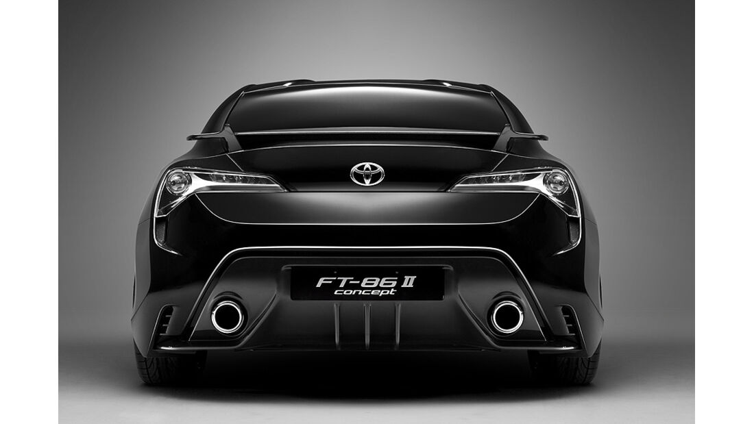Toyota FT-86 II Concept Genf 2011