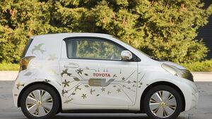 Toyota FT_EV 2009 Concept
