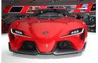 Toyota FT1 - Detroit Auto Show 2014