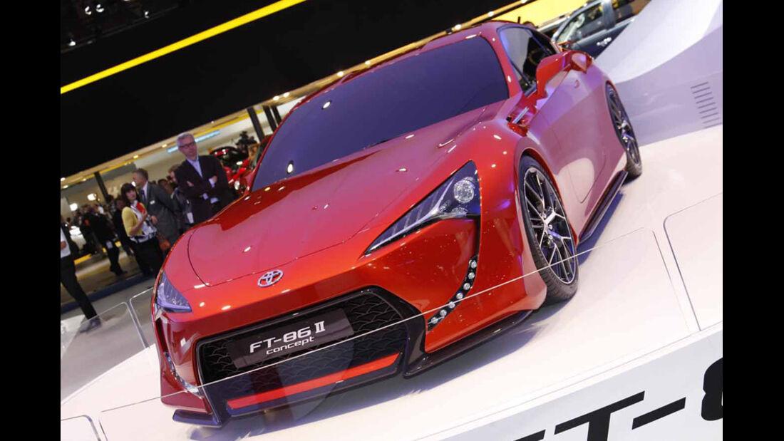 Toyota FT86 II Concept