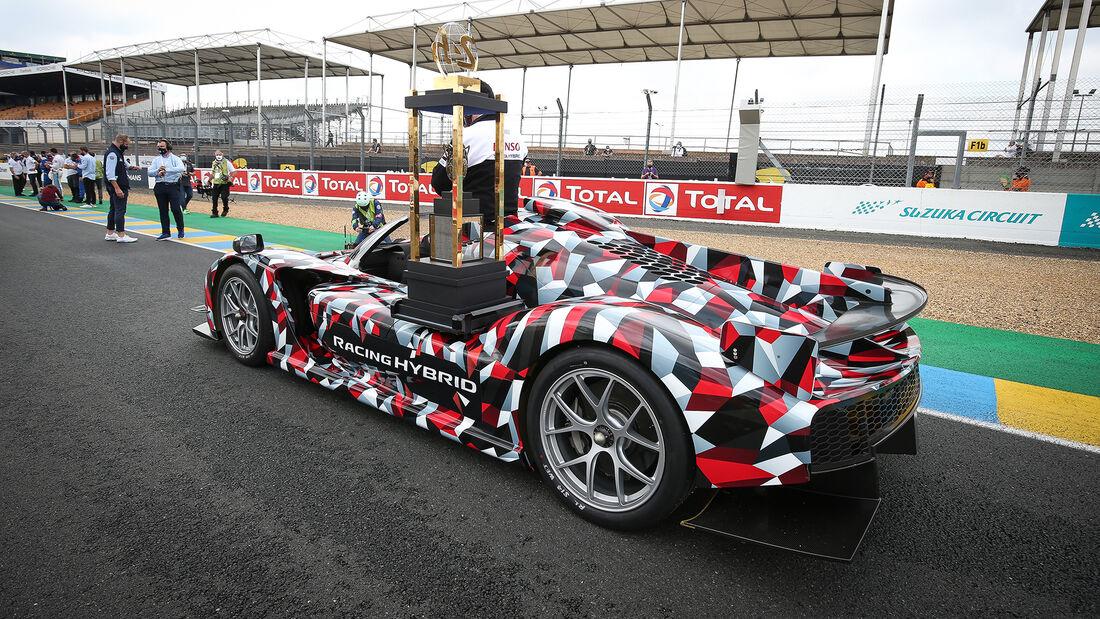Toyota GR Super Sport Concept - 24h-Rennen - Le Mans 2020