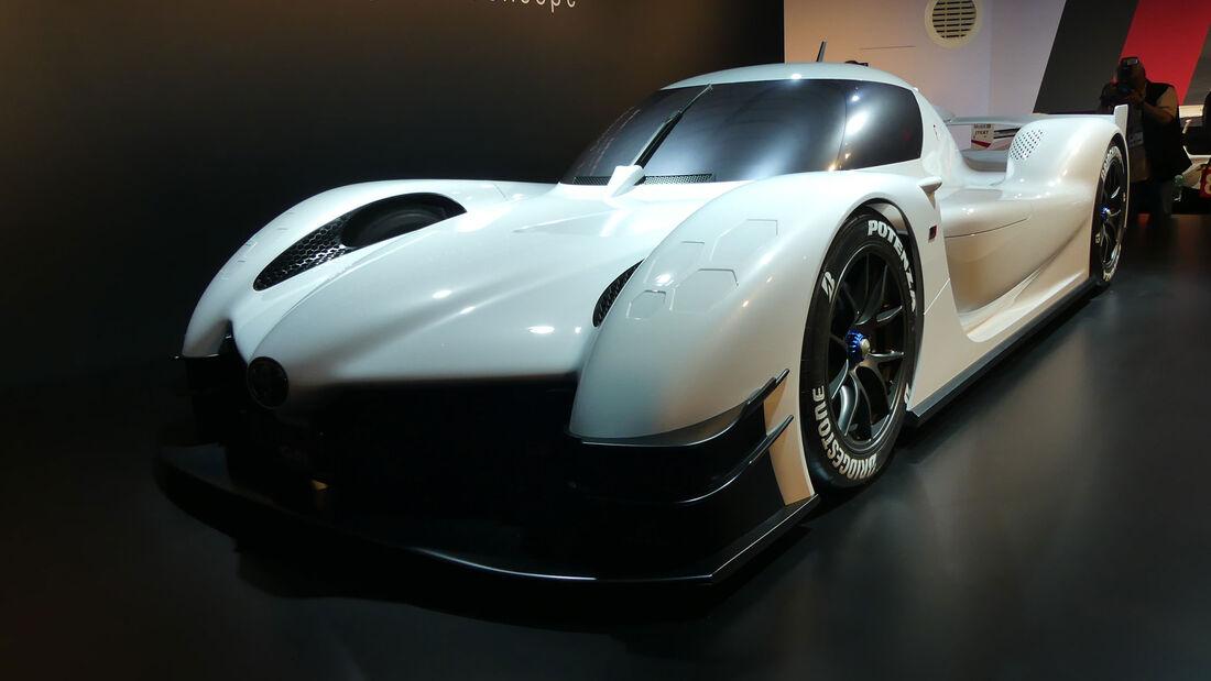 Toyota GR Super Sport Concept - Le Mans 2018