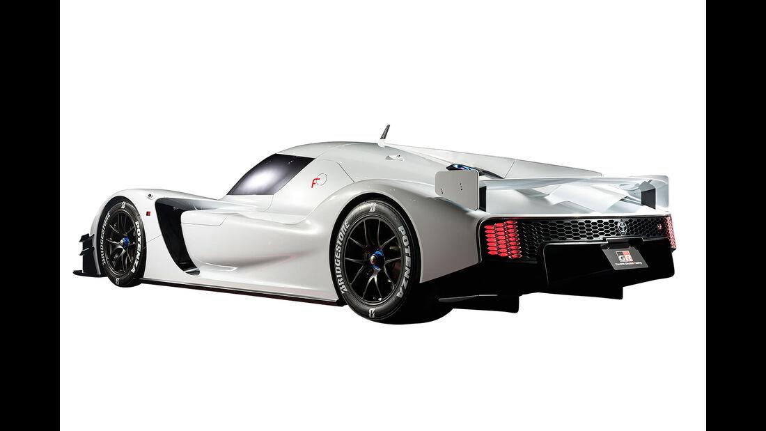Toyota GR Super Sport Concept - Tokyo Auto Salon 2018
