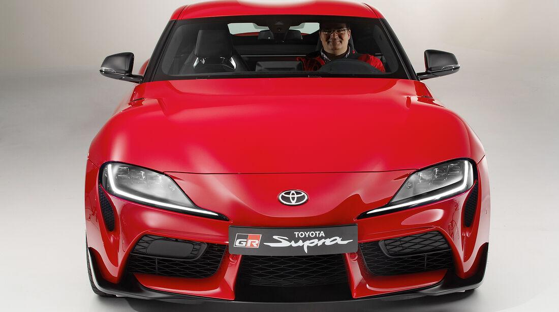 Toyota GR Supra (2019)