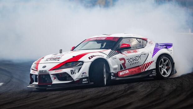 Toyota GR Supra GReddy Performance Formula D