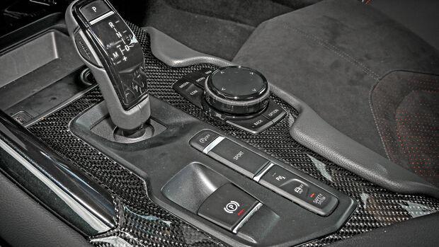 Toyota GR Supra, Interieur