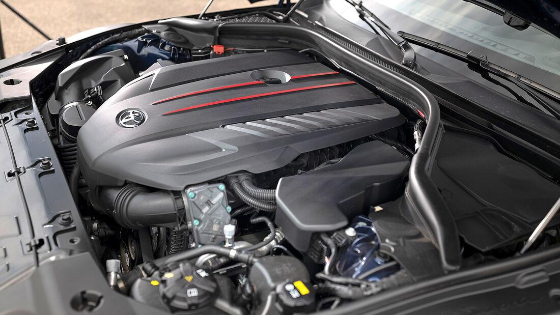 Toyota GR Supra, Motor