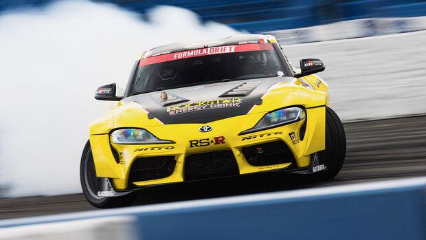 Toyota GR Supra Papadakis Racing