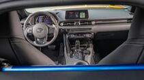 Toyota GR Supra von Japan Import, Interieur