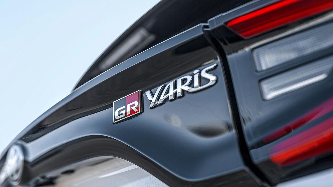 Toyota GR Yaris, Exterieur