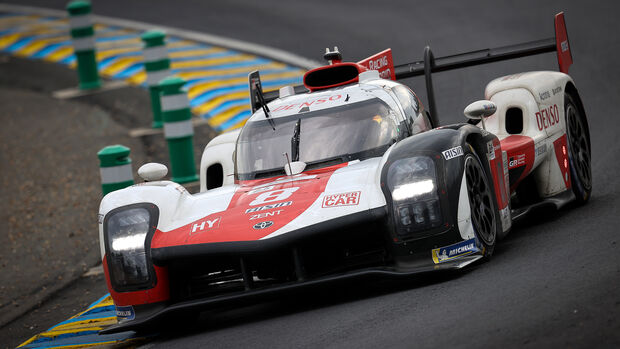 Toyota GR010 Hybrid - Startnummer #8 - Hypercar - 24h-Rennen Le Mans 2021
