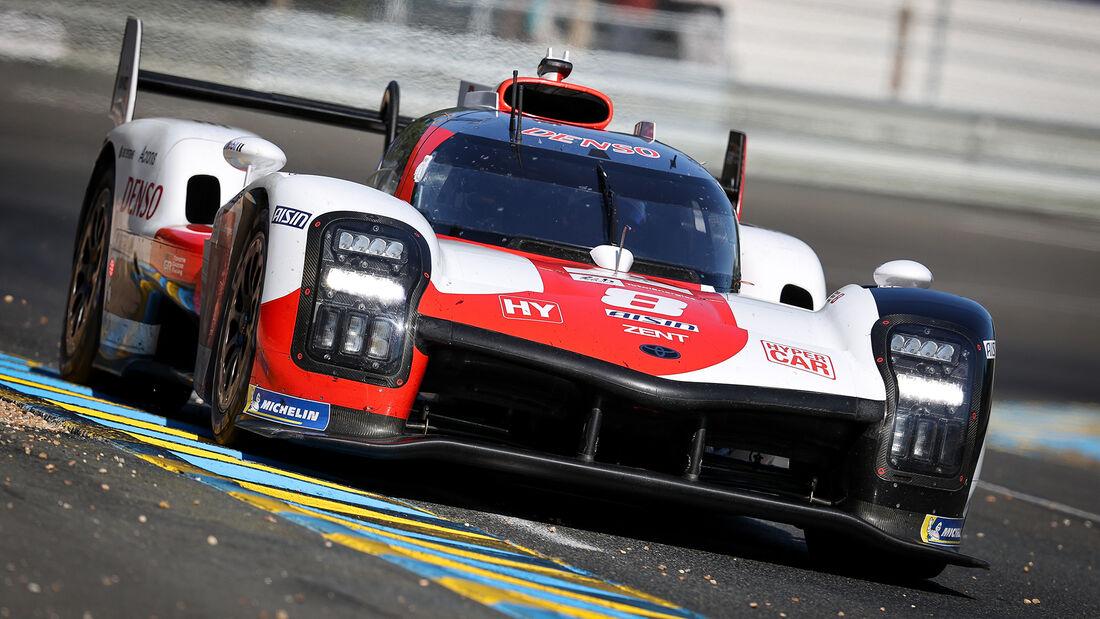 Toyota GR010 Hybrid - Vortest - 24h Le Mans 2021