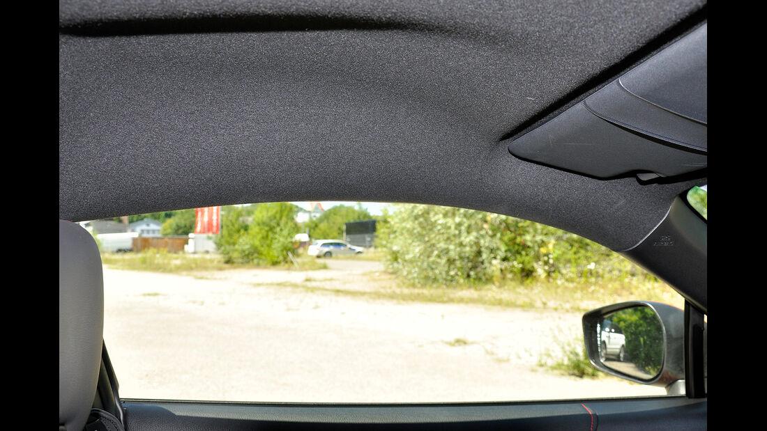 Toyota GT 86, Innenraum, Haltegriff