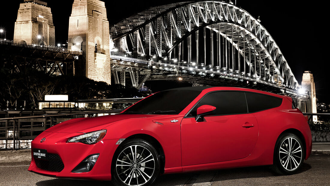 Toyota GT-86 Shooting Brake