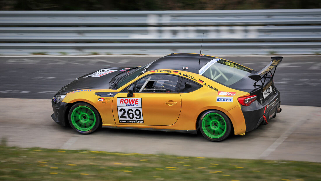 Toyota GT 86 - Startnummer #269 - SP3 - NLS 2021 - Langstreckenmeisterschaft - Nürburgring - Nordschleife