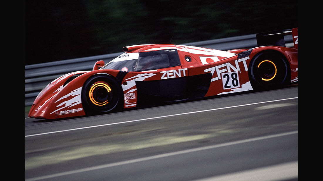 Toyota GT One 1998