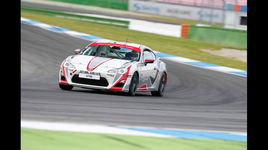Toyota GT86 CS-V3, Sportwagen, sport auto 0/2014
