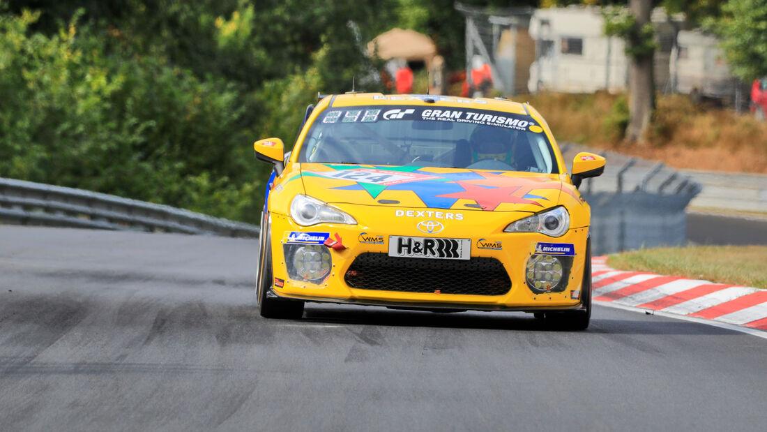 Toyota GT86 Cup - Pit Lane AMC Sankt Vith - Startnummer #124 - Klasse: SP3 - 24h-Rennen - Nürburgring - Nordschleife - 24. bis 27. September 2020