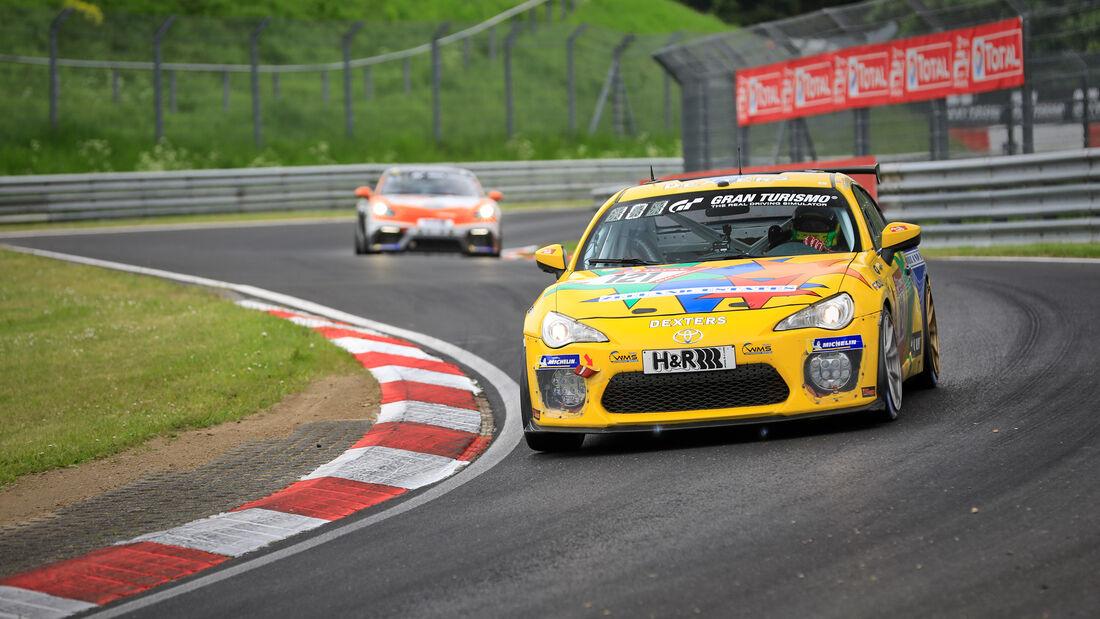 Toyota GT86 Cup - Royal Auto-Moto-Club St. Vith - Startnummer #121 - Klasse: SP 3 - 24h-Rennen - Nürburgring - Nordschleife - 03. - 06. Juni 2021