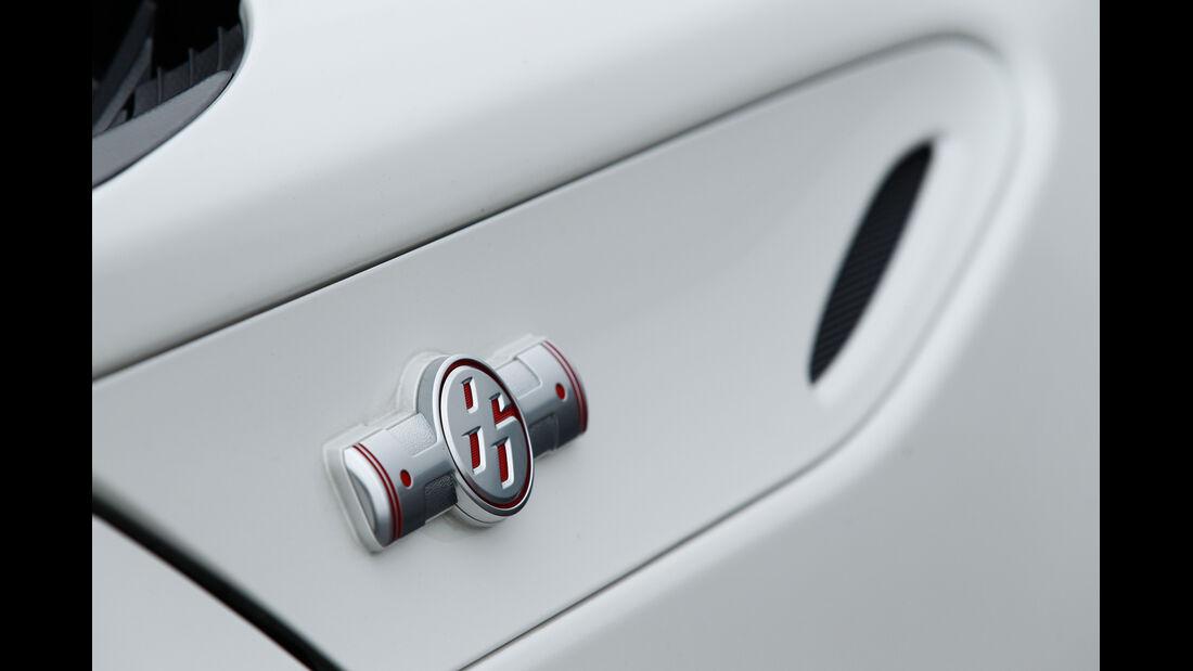 Toyota GT86, Emblem, Typenbezeichnung