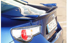 Toyota GT86, Heckspoiler