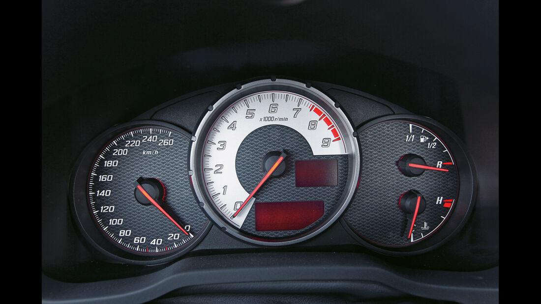 Toyota GT86, Rundelemente