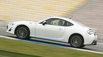 Toyota GT86, Seitenansicht