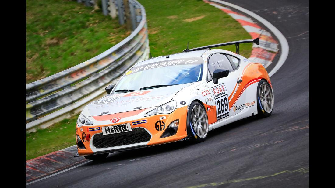 Toyota GT86 - Startnummer #269 - Pit Lane AMC Sankt Vith - SP3 - VLN 2019 - Langstreckenmeisterschaft - Nürburgring - Nordschleife