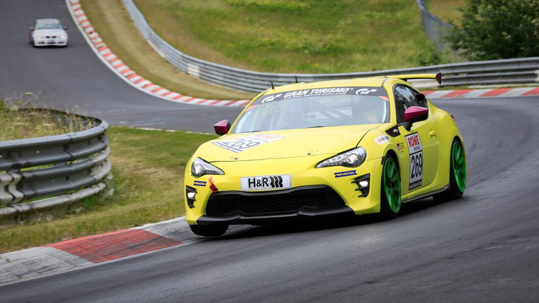 Toyota GT86 - Startnummer #269 - SP3 - NLS 2020 - Langstreckenmeisterschaft - Nürburgring - Nordschleife