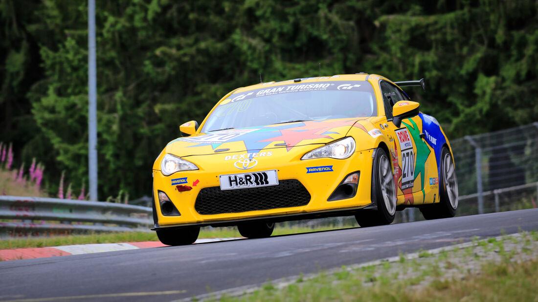 Toyota GT86 - Startnummer #270 - Pit Lane - AMC Sankt Vith - SP3 - NLS 2020 - Langstreckenmeisterschaft - Nürburgring - Nordschleife