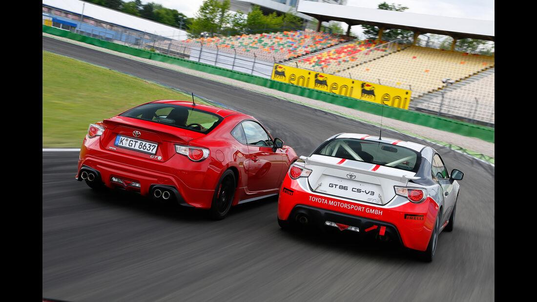 Toyota GT86 TRD, Toyota GT86 CS-V3, Sportwagen, sport auto 09/2014