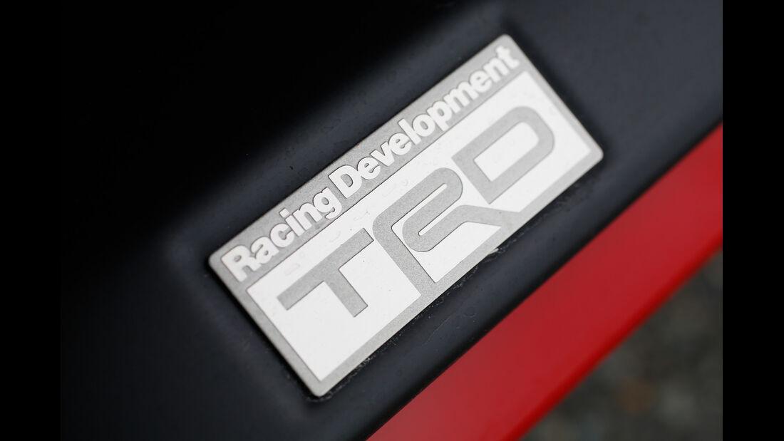 Toyota GT86 TRD, Typenbezeichnung