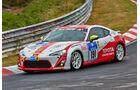 Toyota GT86 - Toyota Swiss Racing Team - Startnummer: #191 - Bewerber/Fahrer: Roland Schmid, Roger Vögeli, Olivier Burri, Werner Schmid - Klasse: V3