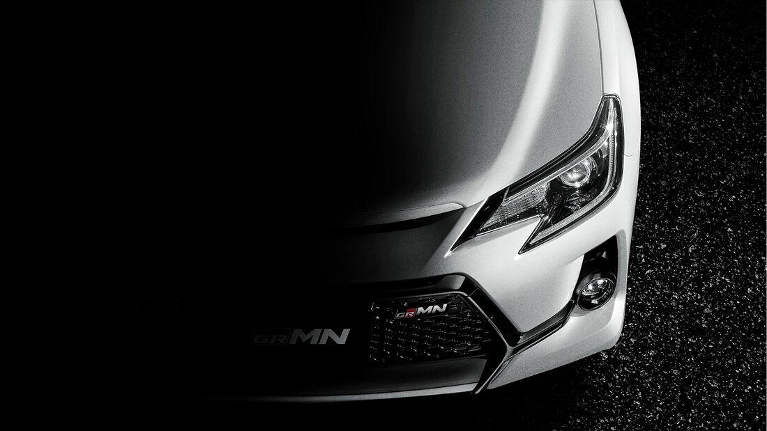 Toyota Gazoo Racing GR Lineup Modelle Japan
