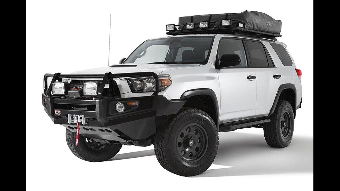 Toyota Geländewagen