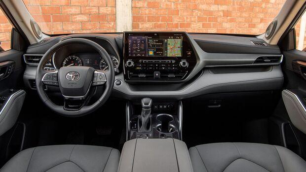 Toyota Highlander Hybrid-SUV 2021