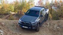 Toyota Hilux 2.8 (2020) Fahrbericht