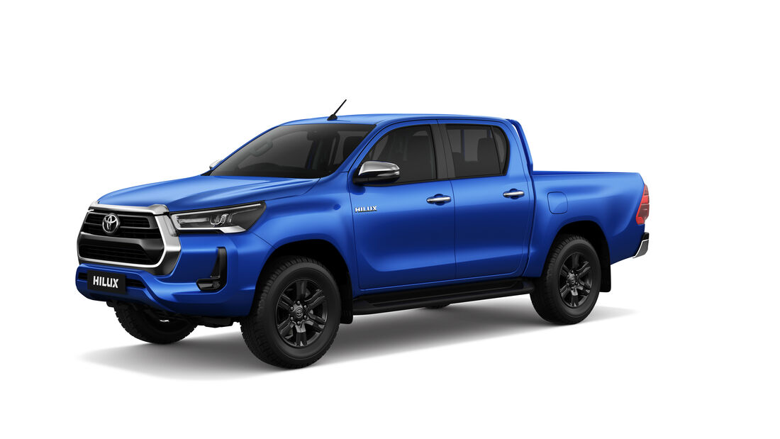 Toyota Hilux 2.8 Facelift 2020