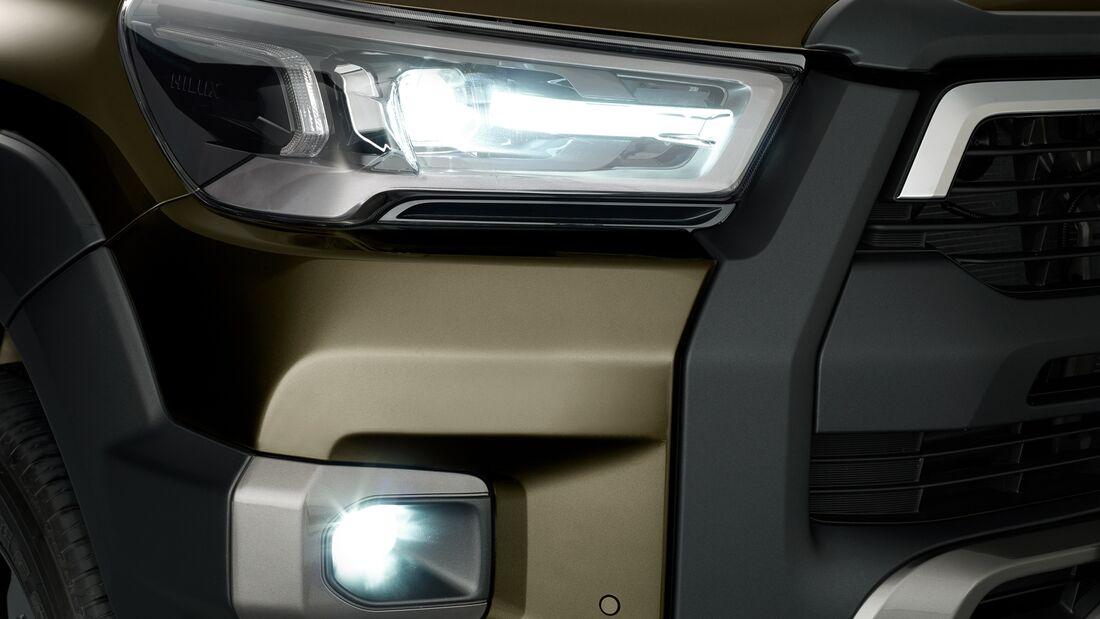 Toyota Hilux 2.8 Invincible Facelift 2020