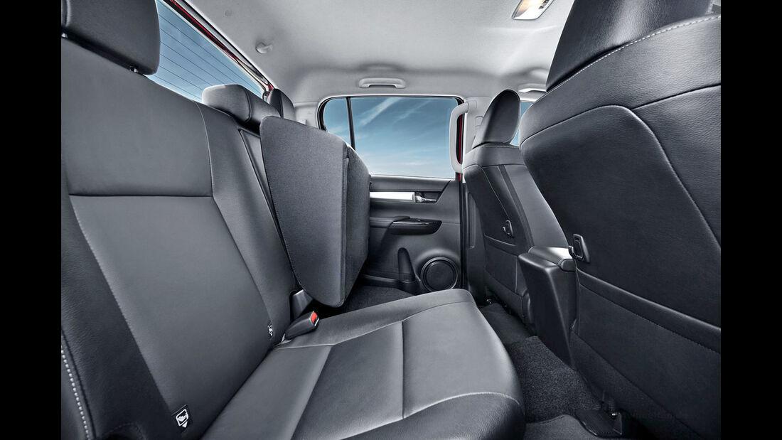 Toyota Hilux 2016 Europa-Ausführung
