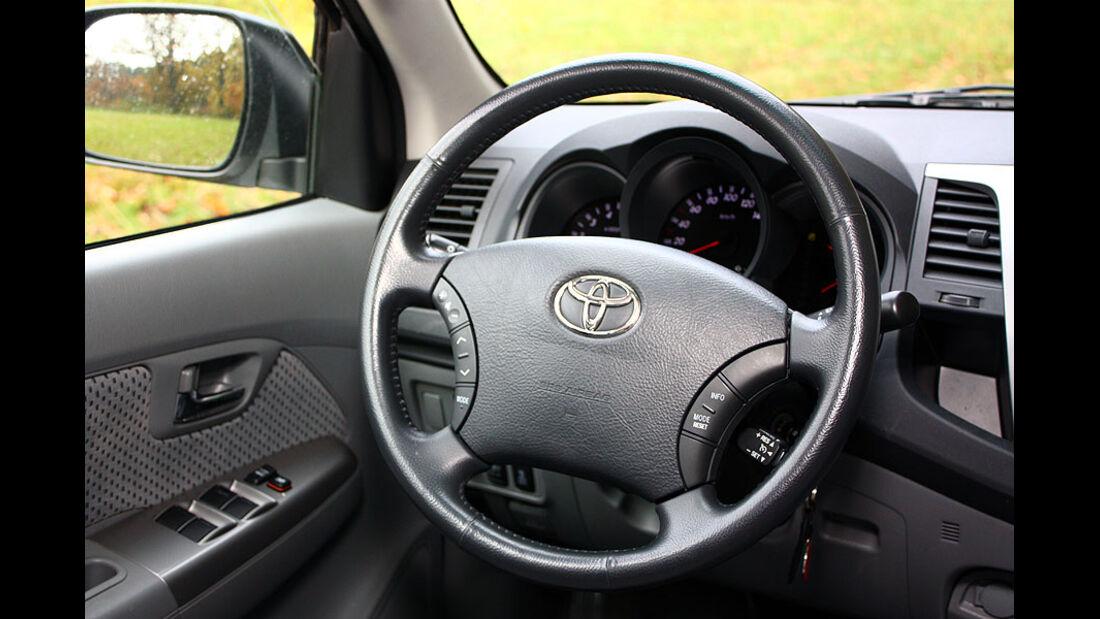 Toyota Hilux 3.0 D-4D Doppelkabiner