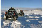 Toyota Hilux Arctic Truck Südpol Expedition 2010