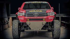 Toyota Hilux Dakar Rallye