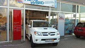 Toyota Hilux Händler Dresden