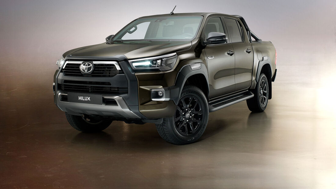 Toyota Hilux Invincible Facelift 2020