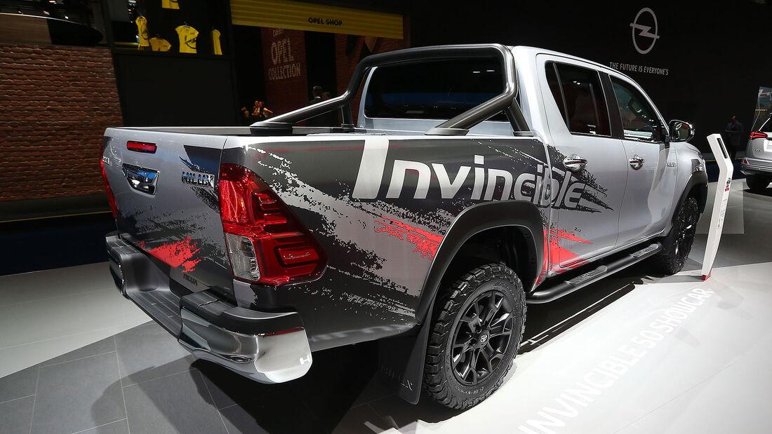 Toyota Hilux Invincible IAA 2017