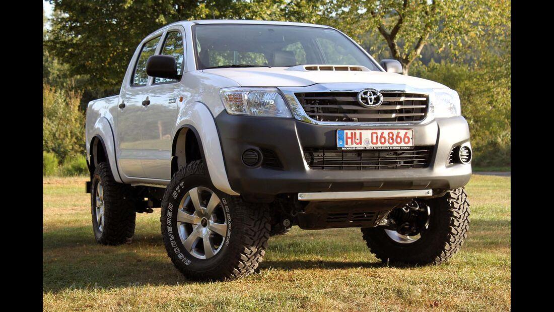 Toyota Hilux Michaelis Tuning
