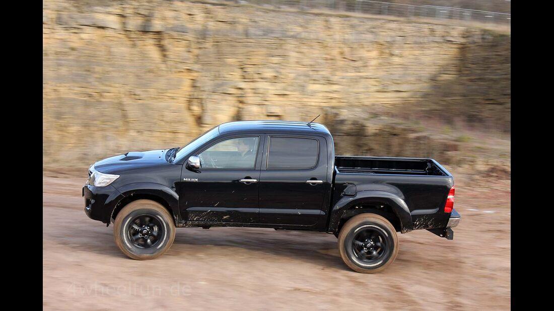 Toyota Hilux Nestle Tuning