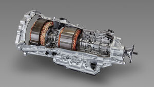 Toyota Hybridantriebsstrang Multi-Stage THS II