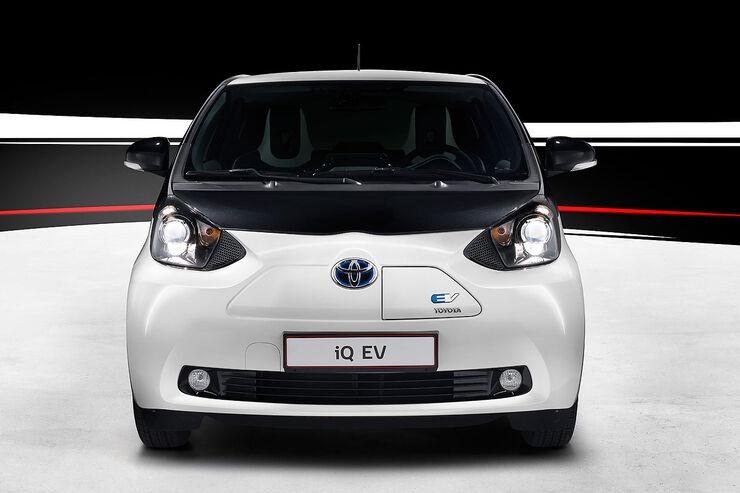 Toyota IQ EV Elektroauto